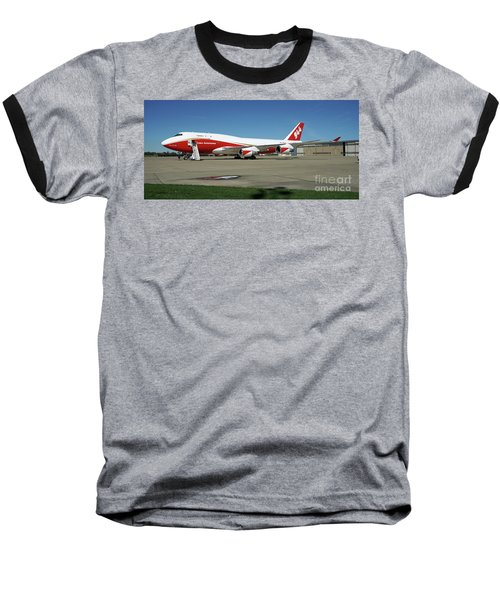 747 Supertanker Baseball T-Shirt