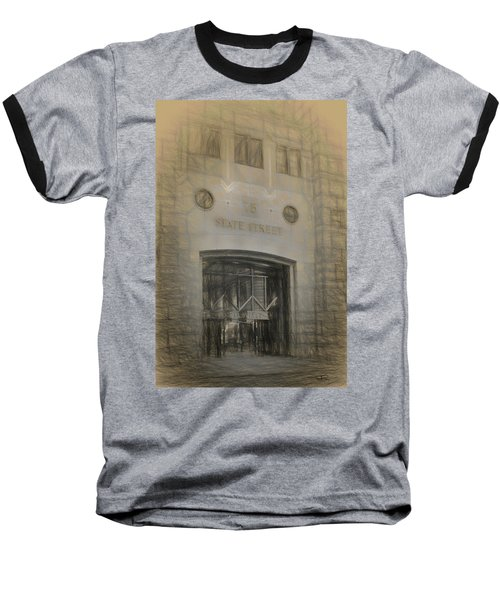 75 State Street Baseball T-Shirt