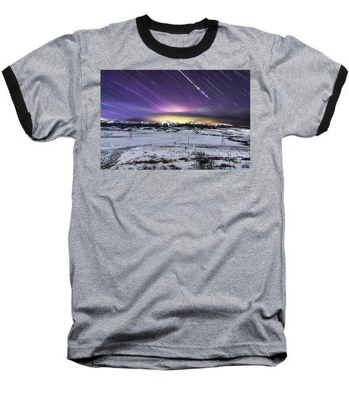 7,576 Seconds Baseball T-Shirt