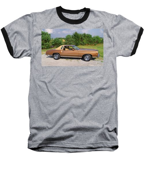 76 Monte Carlo Baseball T-Shirt