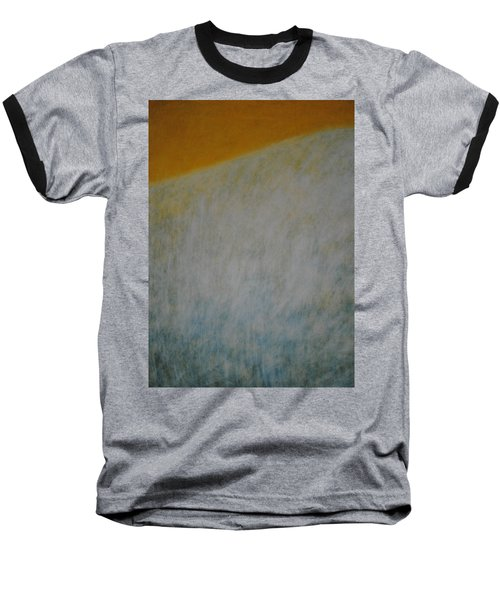 Baseball T-Shirt featuring the painting Calm Mind by Kyung Hee Hogg