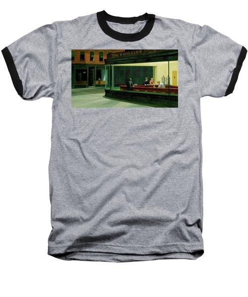 Nighthawks Baseball T-Shirt