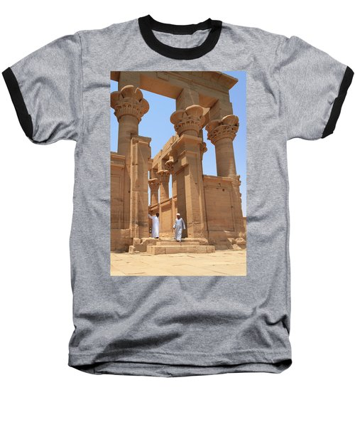 Temple Of Isis Baseball T-Shirt
