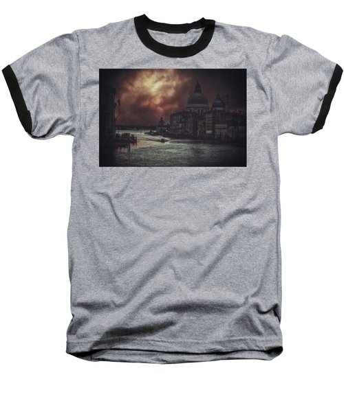 Venice Baseball T-Shirt by Traven Milovich