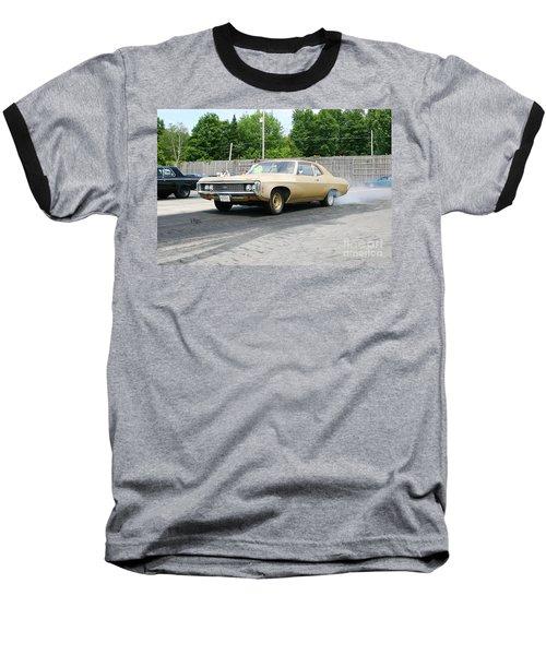 8566 06-15-2015 Esta Safety Park Baseball T-Shirt