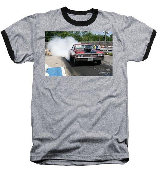 8672 06-15-2015 Esta Safety Park Baseball T-Shirt