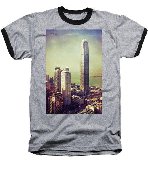 88 Floors Baseball T-Shirt