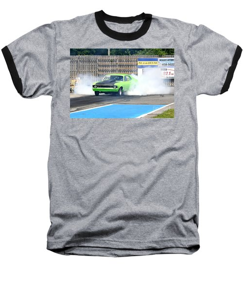 8833 06-15-2015 Esta Safety Park Baseball T-Shirt