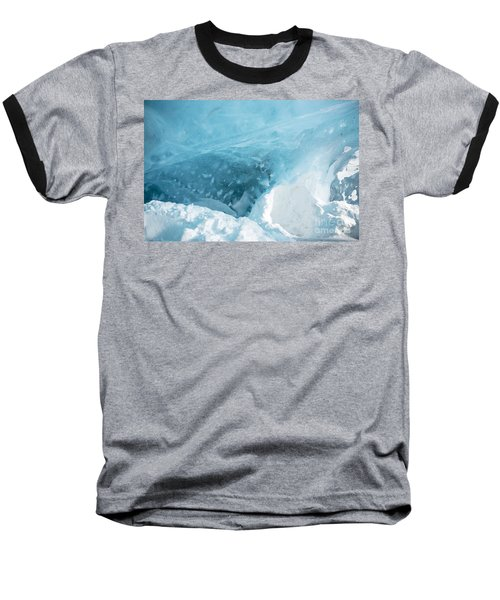 Iceland Baseball T-Shirt by Milena Boeva