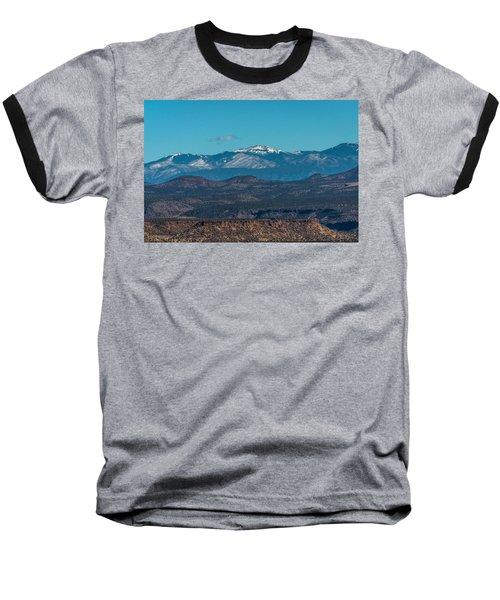 Kasha-katuwe Tent Rocks Baseball T-Shirt