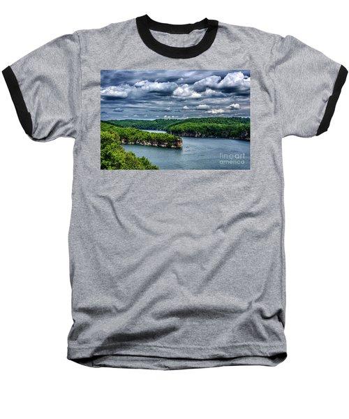 Long Point Summersville Lake Baseball T-Shirt
