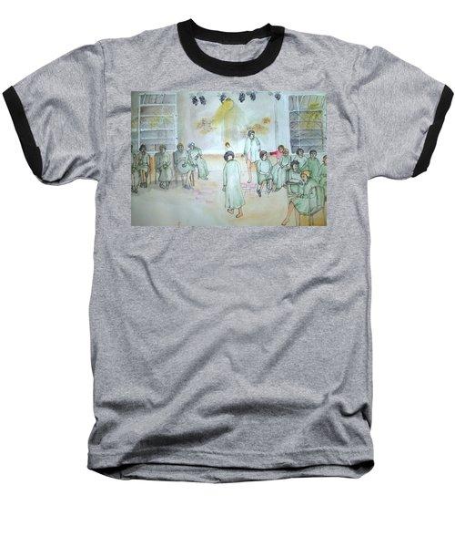 Mental Illness Hurts Album Baseball T-Shirt