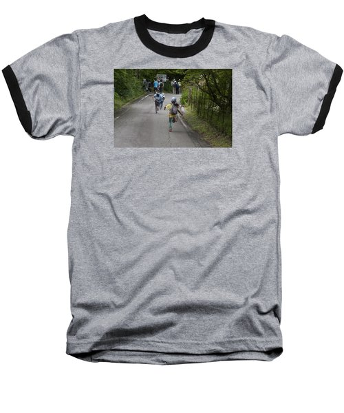 Run Baseball T-Shirt
