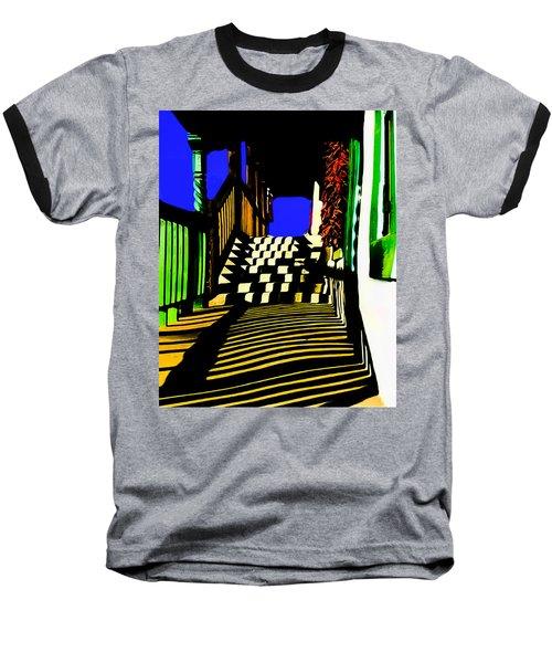 Streets Of Taos Baseball T-Shirt