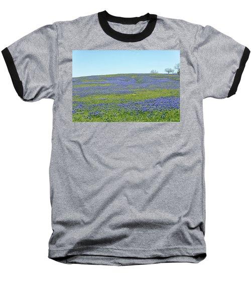 Texas Bluebonnets 12 Baseball T-Shirt
