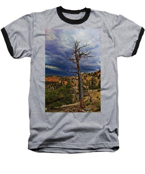 Bryce Canyon National Park Baseball T-Shirt