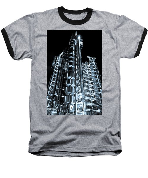 Lloyd's Building London Baseball T-Shirt