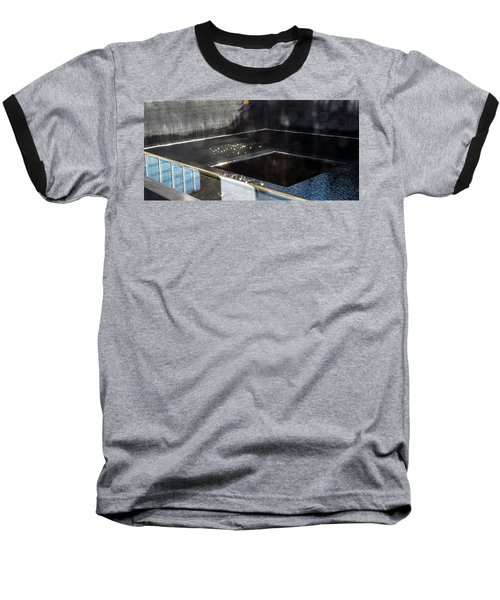 911 Memorial Pool 2016-1 Baseball T-Shirt