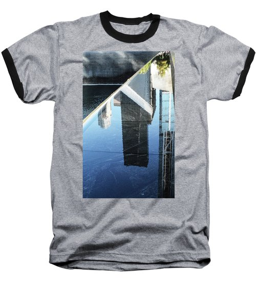 911 Memorial Pool 2016-4 Baseball T-Shirt
