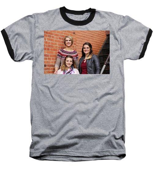 9g5a9409_e_pp Baseball T-Shirt by Sylvia Thornton