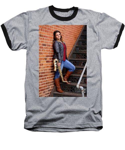 9g5a9460_ee Baseball T-Shirt by Sylvia Thornton
