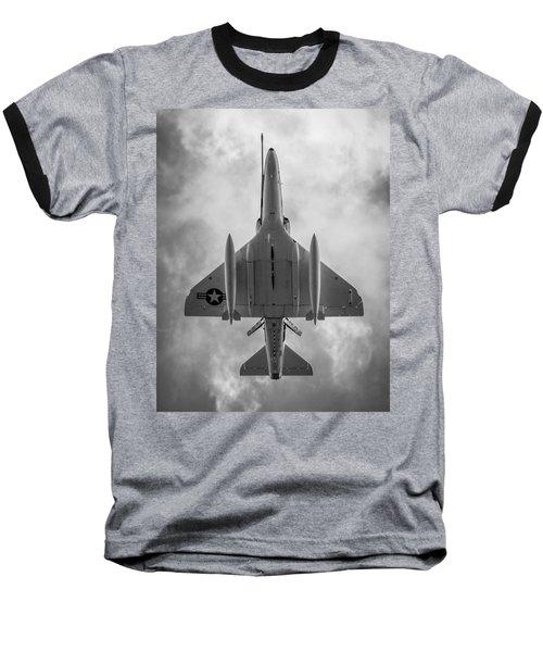 A-4 Skyhawk Baseball T-Shirt