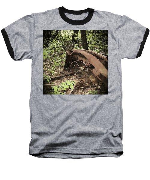 Abandoned 50s Classic.... Baseball T-Shirt