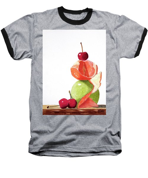 A Balanced Meal Baseball T-Shirt