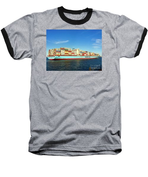 A Barge Can Be Beautiful Baseball T-Shirt