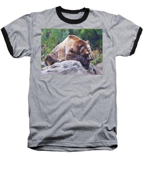 A Bear Of A Prayer Baseball T-Shirt