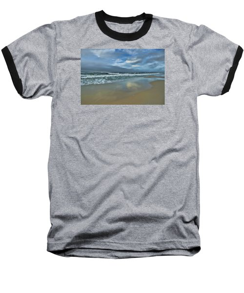 Baseball T-Shirt featuring the photograph A Beautiful Day by Renee Hardison