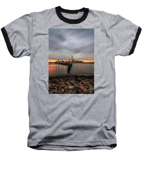 A Beautiful Morning  Baseball T-Shirt