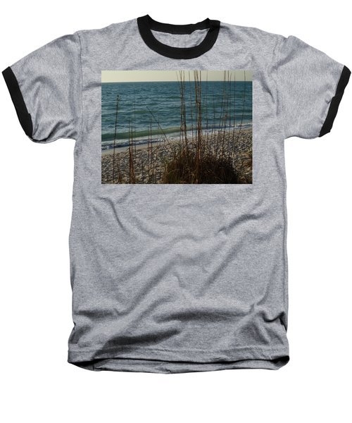 Baseball T-Shirt featuring the photograph A Beautiful Planet by Robert Margetts