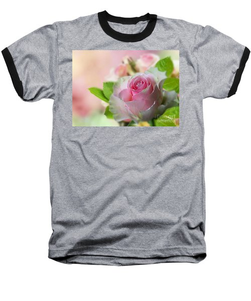 A Beautiful Rose Baseball T-Shirt