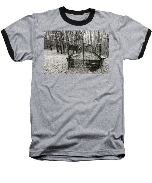 A Bed In The Forest Baseball T-Shirt