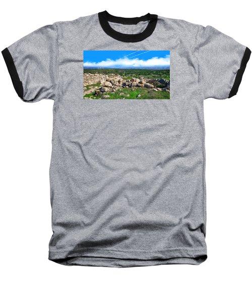 A Biblical Landscape Baseball T-Shirt
