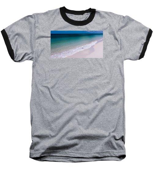 A Bird In Paradise Baseball T-Shirt