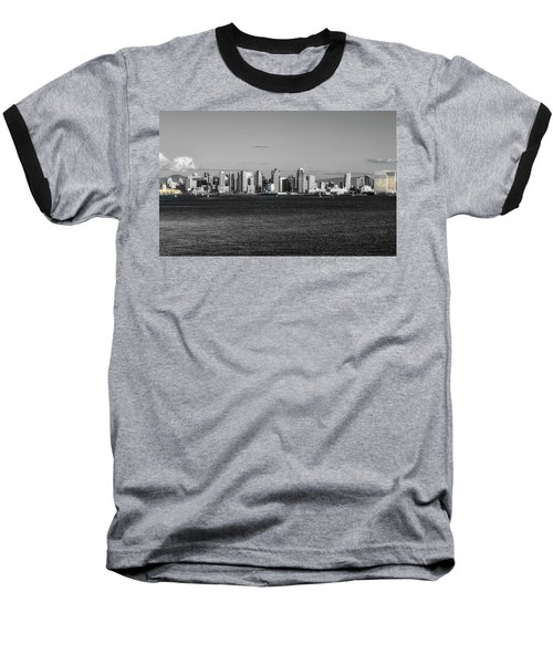 A Bit Of Color Baseball T-Shirt