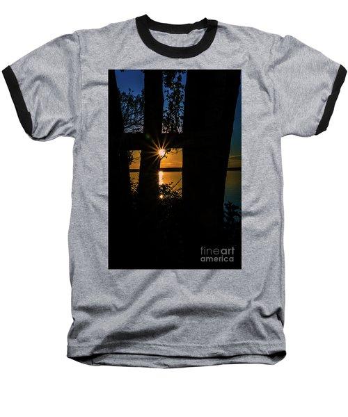 A Blissful Evening Baseball T-Shirt