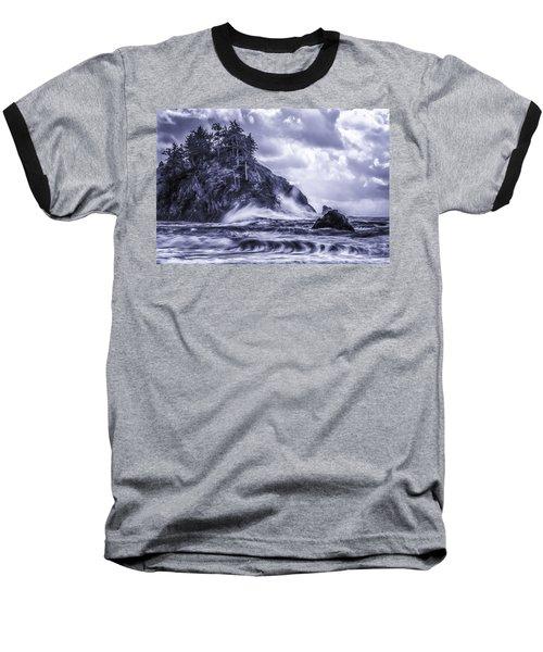 A Blustery Day Baseball T-Shirt