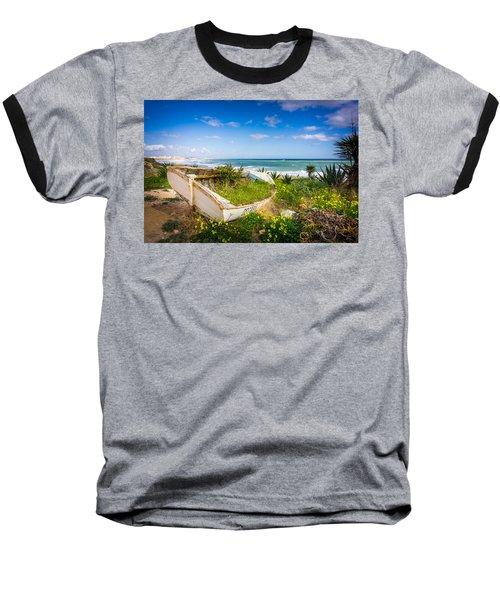 A Boat Called Oscar. Baseball T-Shirt