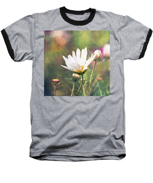 A Bouquet Of Flowers Baseball T-Shirt