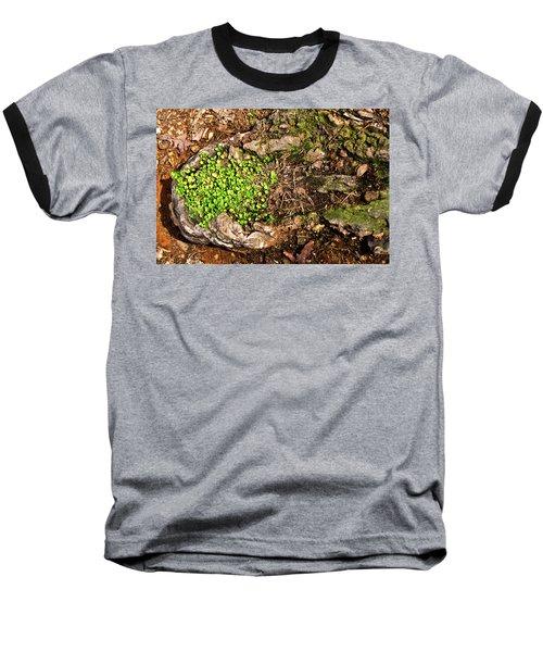 A Bowl Of Greens Baseball T-Shirt