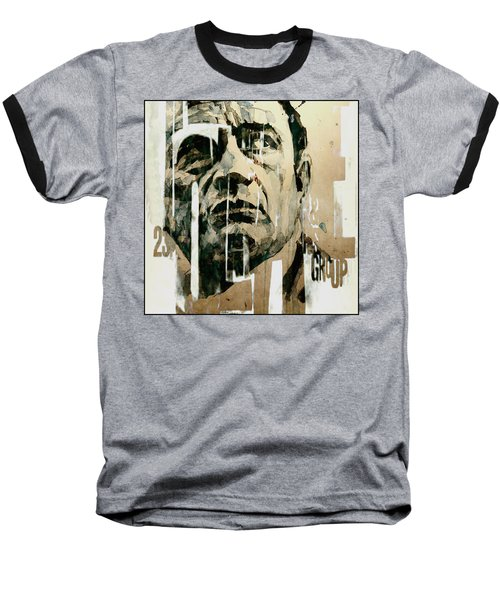 A Boy Named Sue Baseball T-Shirt by Paul Lovering