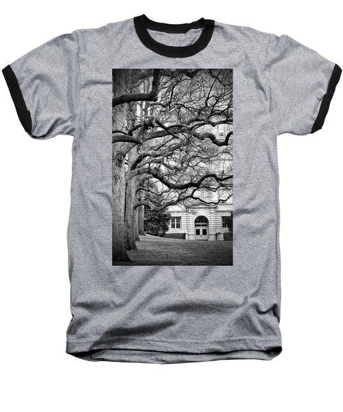 A Branch Salute Baseball T-Shirt