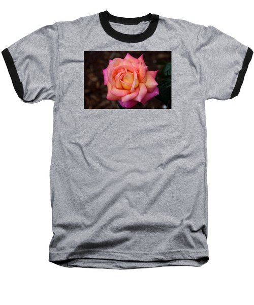 Baseball T-Shirt featuring the photograph A Breath From Sarasota by Michiale Schneider