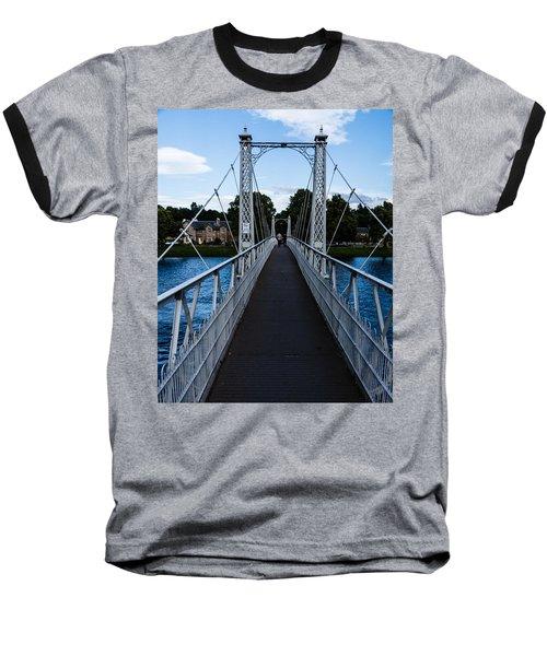A Bridge For Walking Baseball T-Shirt