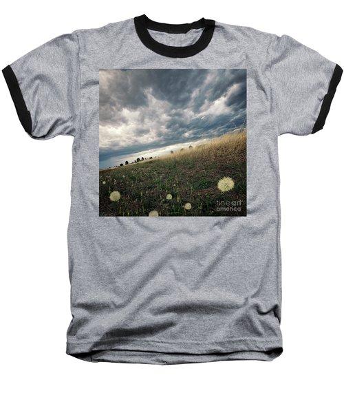 A Bug's View Baseball T-Shirt