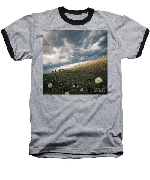 A Bug's View Baseball T-Shirt