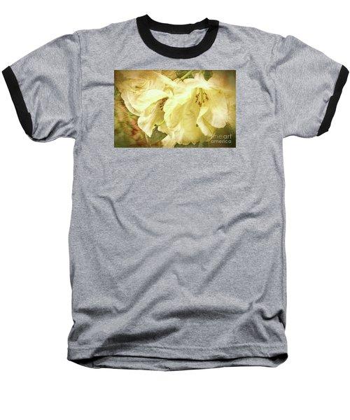Baseball T-Shirt featuring the photograph A Bunch Of Birthday Wishes by Jean OKeeffe Macro Abundance Art